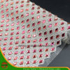 New Design Heat Transfer Adhesive Crystal Resin Rhinestone Mesh (HS17-25)