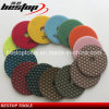 Bestop New Design Products D100mm Diamond Polishing Pads for Stone