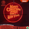 LED Hanging Custom Merry Christmas 40cm Red Acrylic Light for Valentines Outdoor Decoration