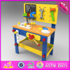 2016 New Design Children Tool Toy Wooden Workbench W03D076b