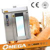 Omega High Quality Stainless Steel Rotary Rack Oven (manufacturer CE&ISO9001)