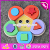 New Design Intelligence Geometry Wooden Shape Sorter Toy for Toddlers W13D138