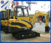 2.5 Ton Zero Tail Side Swing Hydraulic Mini Excavator with CE