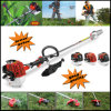 Professional Extendable Pole Saw Pruner 52cc Can Reach 7 Meter