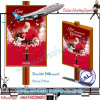 Backlit Advertising Outdoor Flex Banner Sticking Paste Solution Display
