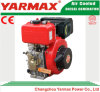 Yarmax Hand Start Air Cooled Single Cylinder 406cc 5.5/6.0kw 7.5/8.2HP Marine Diesel Engine Ym186f