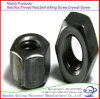 DIN 934 Grade 4 Plain Bsw Hex Nut Plain Hexagon Nuts