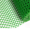 Green Color Extruded Plastic Plain Net Made in China