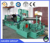 W11S-8X4000 Universal Top Roller Steel Plate Bending and Rolling Machine