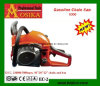 "New Professional Garden Tools, Gasoline Chain Saw 5200 (YD-52) 52cc Easy Starter with CE GS Good Quality with 18""/20""/22"" Oregon Chain Walbro Carburetor"