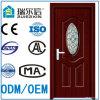 Export Standard Elegent Style New Iron Entrance Door