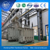 132KV oil-immersed three-winding, OLTC power transformer