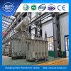 132KV oil-immersed three-winding, OLTC power transformer