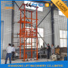 4m 2tond Guide Rail Hydraulic Lift