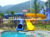 Amusement Park Game Fiberglass Water Slide