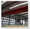 High Quality and Low Cost Prefabricated Steel Frame Structure Building