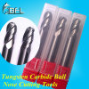 Bfl-Solid Carbide Ball Nose End Mill Cutter/Tungsten Carbide Ball Nose Milling Cutter