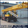 China Leading Quality Dft-300 Trailer Mounted Well Drilling Machine