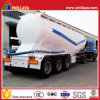 Lime Powder Transport Steel Tank Tanker Semi Trailer Cement Bulker