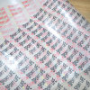 Hot Printing Transfer Labels for All Chothing