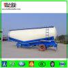 3 Axles Bulk Cement Tank Carbon Steel Bulk Cement Semi Trailer