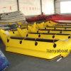 Liya Foldable Water Banana Boat PVC Inflatable Boat for Sale