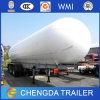 Factory Sale 3 Alxes LPG Tanker LNG Tank Semi Trailer