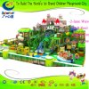 Factory Price Professional Children Amusement Park Indoor Playground