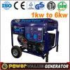 Power Generator 2500r Recoil Start 2kVA 100% Copper Wire (ZH2500BT)