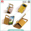 New Flip Wallet Folio Mobile Phone Case for Samsung S4 I9500