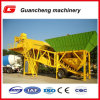 Portable 25m3/H Mobile Concrete Batching Plant on Sale