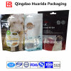 Resealable Doypack Plastic Packaging Bag for Pet Food