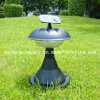 Powered by Solar Panel Lawn Lamp