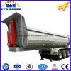 60ton 3 Axles Tipper/Dumper Utility Cargo Truck Tractor Semi Trailer