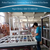 fashion Color Aluminum Sliding Window with Protective Grid (Fence)