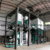 Whole Set Complete Animal Feed Pellet Production Line
