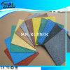 Anti UV Fixed EPDM Flecks Rubber Floor Tile
