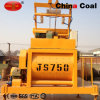 Js750 Small Semi Mobile Automatic Concrete Mixer