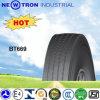 Heavy Semi Truck Tire, 285/75r24.5 Radial Bus Tire, TBR Tires