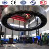 Diameter 15m Girth Gear for Rotary Kiln and Ball Mill