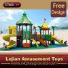 En1176 Hot Sale in Europe Outdoor Plastic Playground (X12190-11)