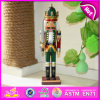 2015 Novelty Wooden Nutcracker Toy for Gifts, Funny Cheap Wooden Promotion Gifts, Wooden Toy Promotion Gifts for Christmas W02A087