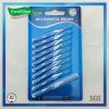 """1"" I Shape Coated Wire DuPont Bristles Interdental Brush 10PC Pack"