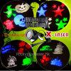 LED Christmas Light, Outdoor Halloween Ghost Light, 12 Unit Slides Lights