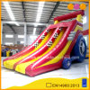 Red and Yellow Cart Slide (AQ09196)