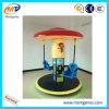 Welcomed Funny Kids Ride Mushroom Flying Chair