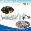 HDPE PP Pipes Recycling Line/HDPE Bottle Recycling Machine