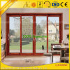 Wooden Grain Aluminum Extruded Window and Door Aluminum Profiles