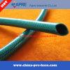 2017 Green PVC Plastic Flexible Fiber Reinforced Water Hose
