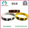 Peronalized Printed/Embossed/Debossed Color Filling Silicone Wristband for Promotion